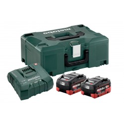 Pack 2 Batteries 18 volts LiHD+ Chargeur ultra rapide